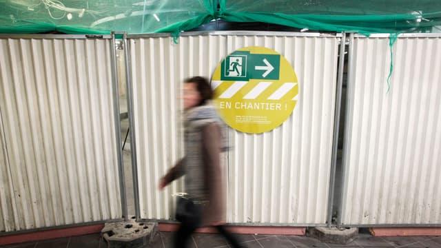 La RATP est le maître d'ouvrage du prolongement de la ligne 14 (image d'illustration).