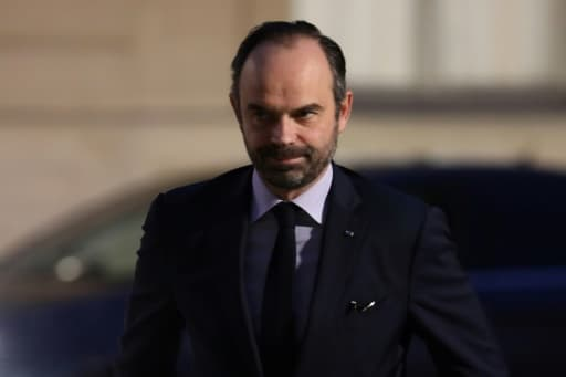 Le Premier ministre Edouard Philippe, le 30 janvier 2018 à Paris