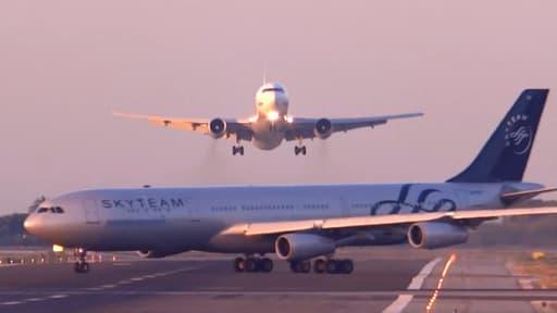 Deux avions de ligne ont frôlé la catastrophe, samedi, à l'aéroport de Barcelone-El Prat.