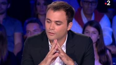 Charles Consigny dans ONPC