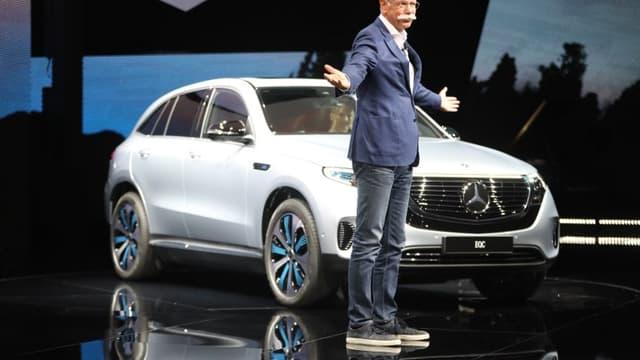 Mercedes fait partie des précurseurs sur le segment des SUV électriques de luxe. Le lancement de son EQC annonce l'ouverture d'une gamme complète de 10 nouveaux véhicules.