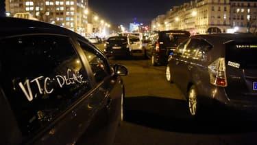 Les organisations de taxis ont obtenu un renforcement des contrôles des VTC.