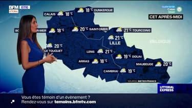 Météo Nord-Pas-de-Calais: un temps mitigé et des températures en dessous des normales de saison