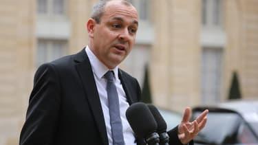 Le patron de la CFDT, Laurent Berger.