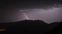 Des orages en Corse