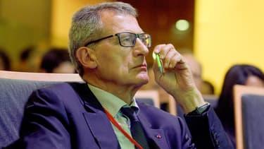 """Jean-Cyril Spinetta, ancien PDG d'Air France-KLM, a été chargé de mener une réflexion sur """"les conditions d'une transformation réussie du secteur ferroviaire""""."""