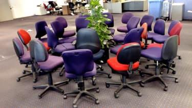 À peine plus de la moitié des réunions sont considérées comme productives, selon Opinionway.
