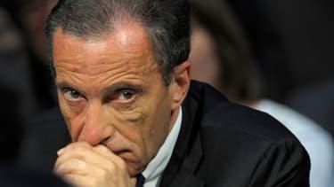 Henri Proglio, le patron d'EDF, pourrait être débarqué avant la fin de son mandat, qui court jusqu'à fin 2014.