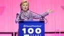 Hillary Clinton, le 2 mai 2017.