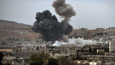 Samedi, Daesh envoyait des renforts à ses combattants à Kobané.