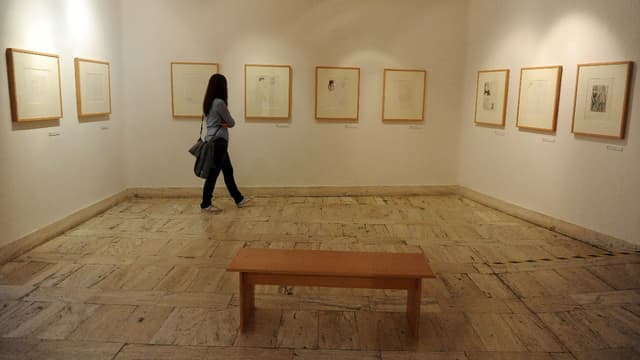 """La """"suite Vollard"""" est née d'un arrangement entre Picasso et son premier marchand d'art, Ambroise Vollard."""
