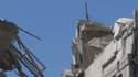 Le quartier de Salihin, au nord d'Alep, tenu par les rebelles le 11 septembre 2016 (photo d'illustration)