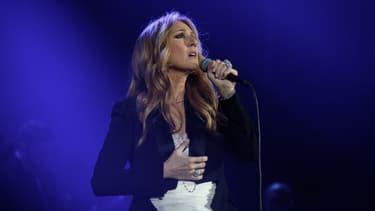 Céline Dion, le 24 juin 2016