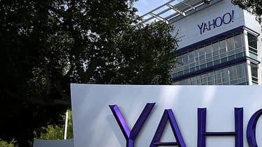 Le siège de Yahoo (2014)