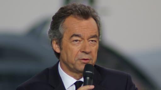 Michel Denisot sera le directeur de la rédaction de Vanity Fair dans sa version française