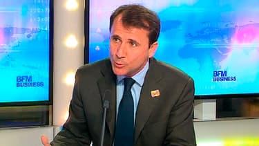 Thibault Lanxade, président du pôle PME au Medef , était l'invité de Stéphane Soumier dans Good Morning Business ce 1er avril.
