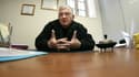 Gérard Schivardi en février 2008, à la création du Parti ouvrier indépendant.