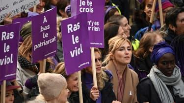 Marche contre les violences faites aux femmes le 23 novembre 2019 à Paris