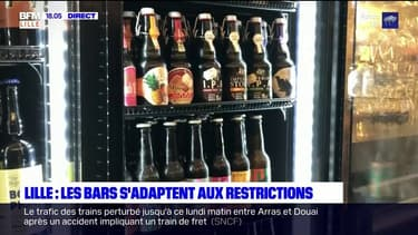 Lille: les bars s'adaptent aux restrictions