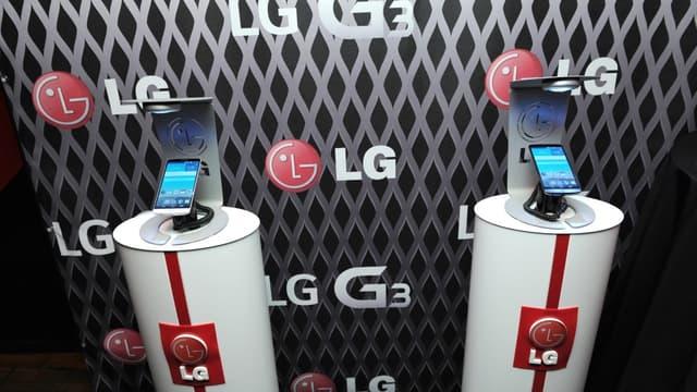 LG utilise déjà beaucoup le système Android.