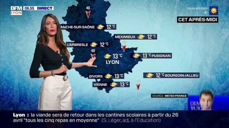 Météo à Lyon: un temps toujours frais mais le soleil reste au rendez-vous ce mercredi