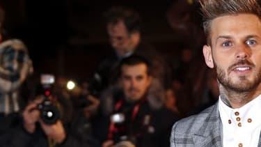 M. Pokora à Cannes le 26 janvier 2013
