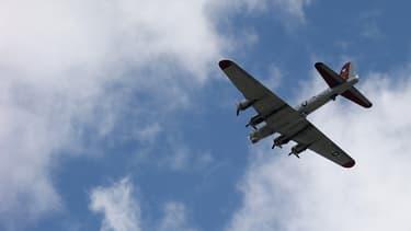 Un bombardier B-17 de la Seconde Guerre mondiale (Photo d'illustration).