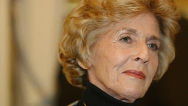La réalisatrice Nelly Kaplan en 2005