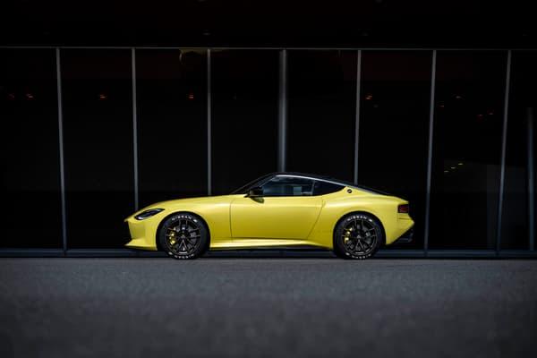 Le Nissan Z Proto