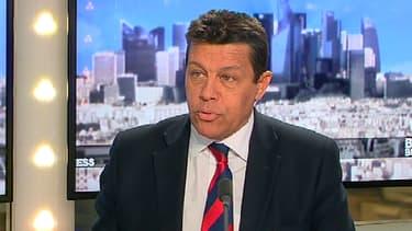 Xavier Beulin, le président de la Fédération nationale des syndicats d'exploitants agricoles.