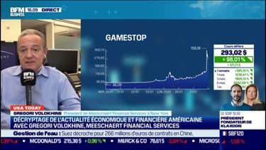 Wall Street: Comment l'affaire GameStop fait baisser les marchés
