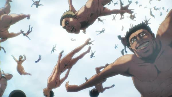 """L'anime """"L'Attaque des Titans"""" saison 4"""