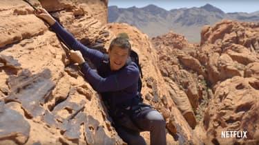 """Bear Grylls dans la bande-annonce de """"You vs. Wild"""""""