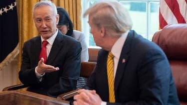 Le vice-Premier ministre chinois Liu He, considéré comme très proche du président chinois, va diriger les discussions.