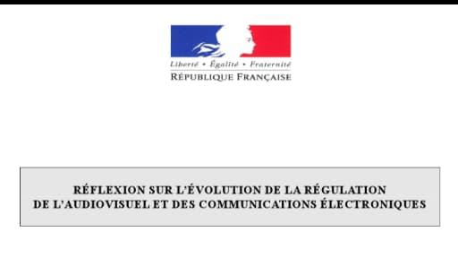 Ce rapport confidentiel du gouvernement propose de créer une instance commune, composée à parité de membres du CSA et de l'Arcep