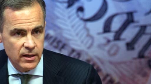 Mark Carney, le gouverneur de la BoE, pourrait décider de nouvelles mesures pour contenir l'explosion des prix immobiliers en Grande-Bretagne.