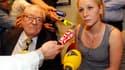 Marion Maréchal-Le Pen, 22 ans, petite-fille du fondateur du Front national et nièce de Marine Le Pen, sera candidate dans le Vaucluse en juin aux élections législatives. /Photo prise le 11 mai 2012/REUTERS/Jean-Paul Pélissier