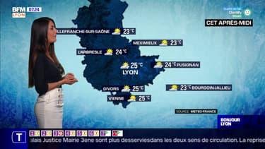 Météo Rhône: un ciel partagé entre nuages et éclaircies ce lundi