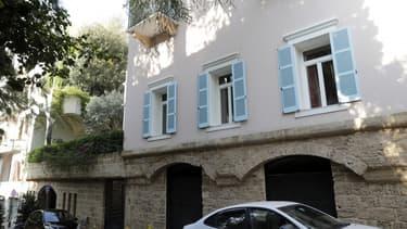Une photo du domicile de Carlos Ghosn à Beyrouth, le 7 août 2020