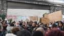 Une nouvelle mobilisation de riverains a eu lieu ce mercredi soir, près d'une semaine après le déplacement des toxicomanes vers la porte de la Villette à Paris.