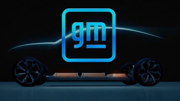 GM a changé son logo en janvier 2021