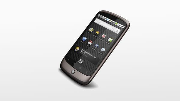 Le HTC Nexus One