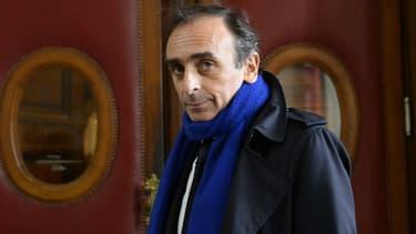 Eric Zemmour à Paris en 2015