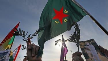 Kendal Breizh combattait pour la milice kurde YPG