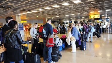 Les jihadistes présumés ont en fait atterri à l'aéroport de Marseille (image d'illustration).