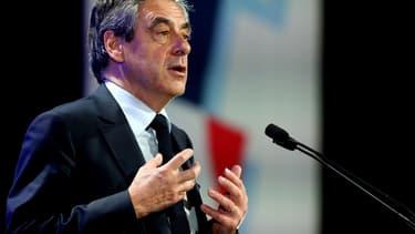 François Fillon était ce mercredi en meeting à Margny-Les-Compiègne, dans l'OIse.