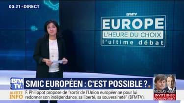 [Fact-checking] Un SMIC européen, est-ce possible ?