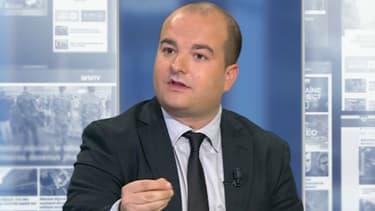 David Rachline a réagi à l'annonce de Nicolas Sarkozy de ne pas voter FN à la présidentielle en cas de duel PS-FN.