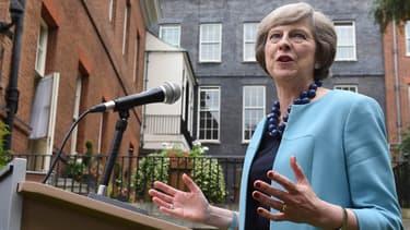 Theresa May a indiqué qu'elle ne souhaitait pas déclencher la sortie de l'UE avant la fin de l'année.