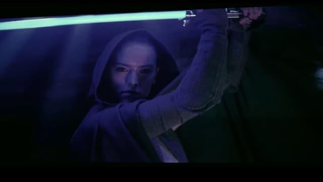Dans les coulisses du nouveau film Star Wars, The Last Jedi